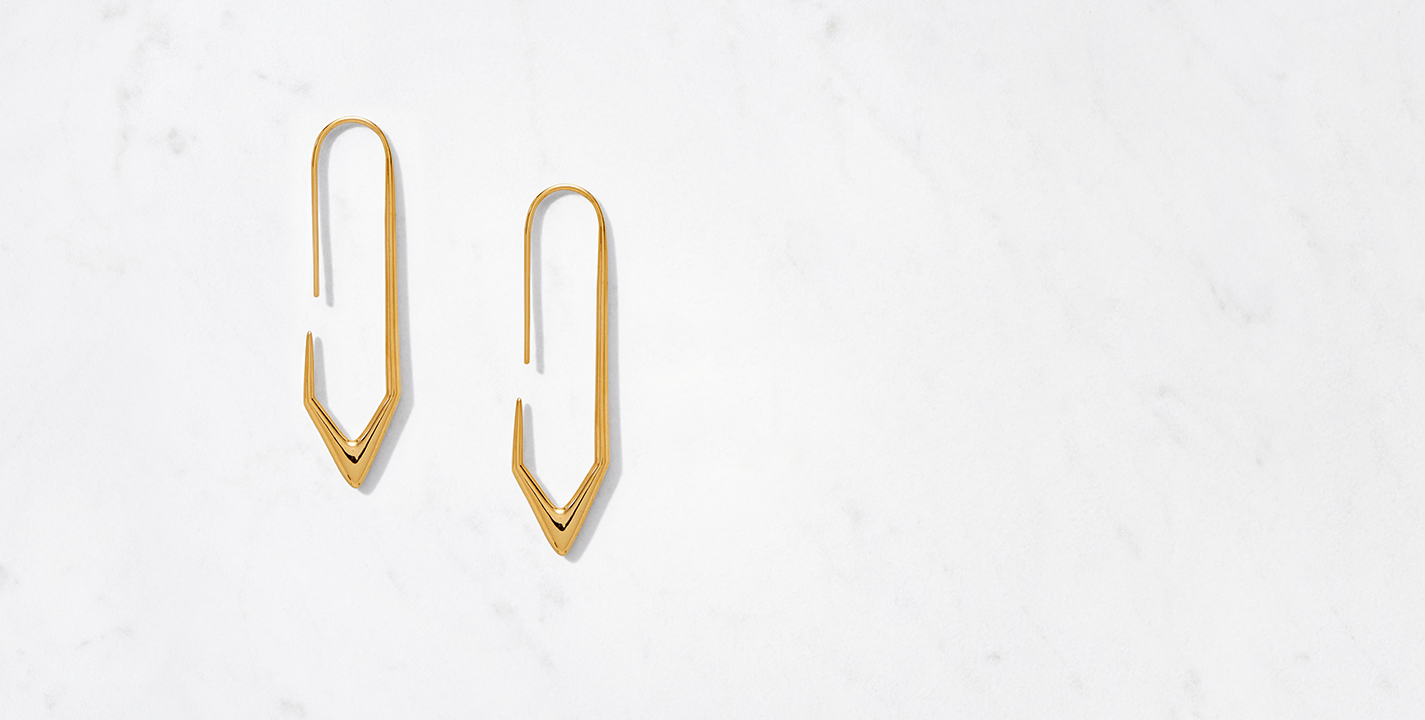 Contour Earring
